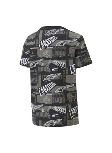 Puma Puma 58319001 Alpha Tee Siyah Erkek Çocuk T-Shirt Siyah